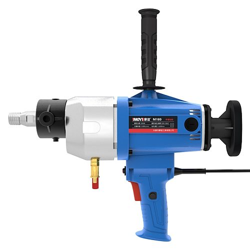 220V 1600W 155mm Rhinestone drilling machine concrete water electric drill   hand-held water mill drilling machine