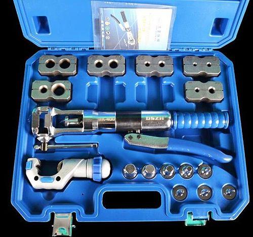 Tube Expanding Tool Set Copper Tube Pipe Expander Tool Kit WK-400AL