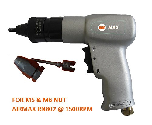 Air Pull Setter RN802 for rivet nut M5,M6 (not include the customs tax)