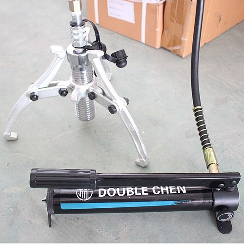 5T Hydraulic Bearing Puller Wheel Puller and hand pump FYL-5T Russia Warehouse