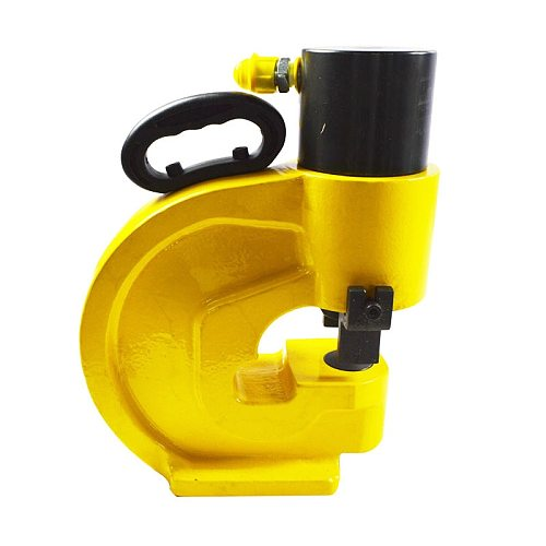 CH-70 Hydraulic Hole Punching Tool 35T 12mm Thickness Hydraulic Punch Machine Hydraulic Punch Driver Busbar Punch Tool Hole Tool