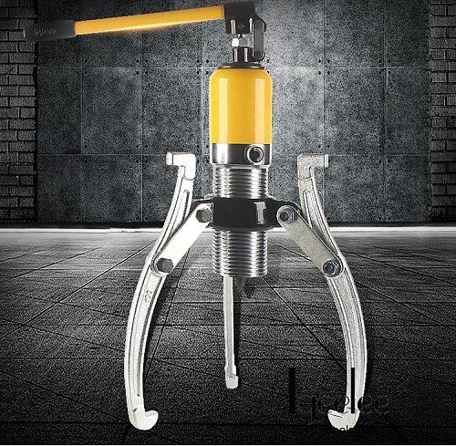 iGeelee Hydraulic Bear Puller Wheel Bearing Puller 5Ton Hydraulic Gear Puller Hydraulic Puller
