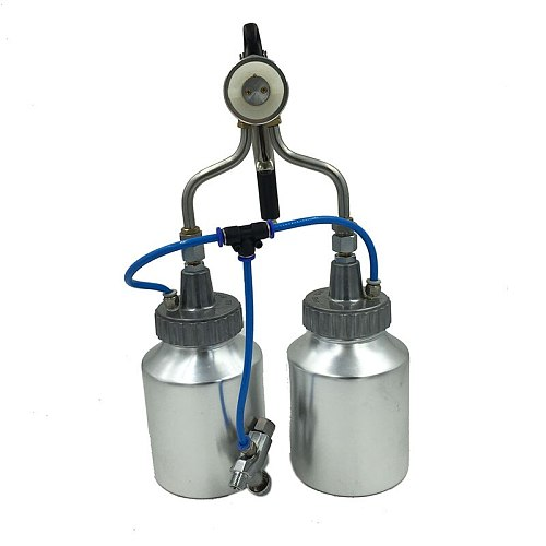 SAT1184 Compressed Air For Painting Chrome Paint For Car  Spray Foam Mini Spray Paint Cans Blue Chrome Paint