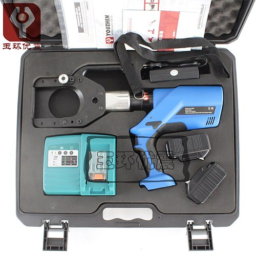 iGeelee Free Shipping Electric Copper Wire Cutting Tool EZ-85 Battery Cable Cutter for 85mm Cu/Al and armored Cu/Al cable