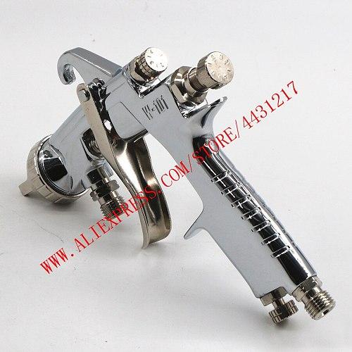 Original Japan W-101 Spray Gun Pressure Type HVLP W101 Paint Spray Gun Car Furniture Paint Gun Paint Pistol