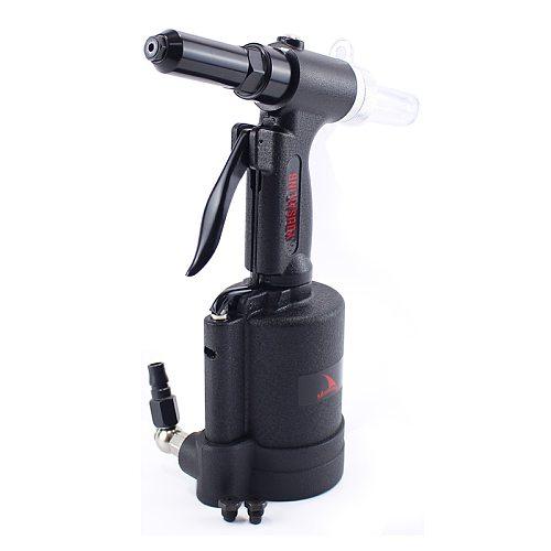 High Quality Powerful Industrial 3.2-6.4MM Pneumatic Riveter Air Hydraulic Rivets Nail Gun Strong Air Riveting Tools