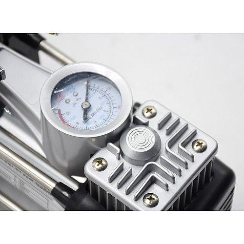 12V 150PSI Car Electric Inflator Pump Air Compressor Electric Tire Tyre Inflator Pump for Auto Bicycles Motorcycle QZ036