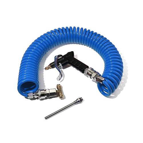 Air Duster Spray Gun Compressor Dust Removing Gun Blow Airbrush Air Blow Dust pneumatic Gun air tools,Air Seat Blow Gun Kit