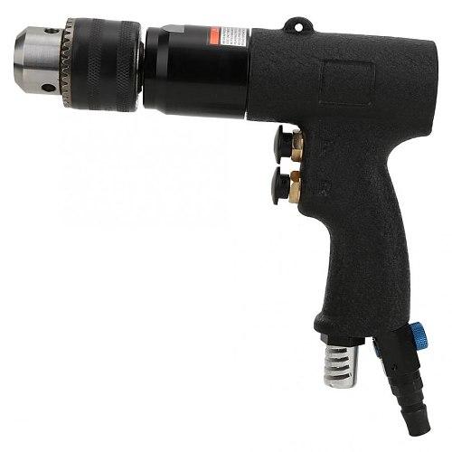 Industrial Grade Pneumatic Drill CW/CCW 1/2 Gun Type13mm Air Drill Hole Drilling Tool Gun Type Air Drill