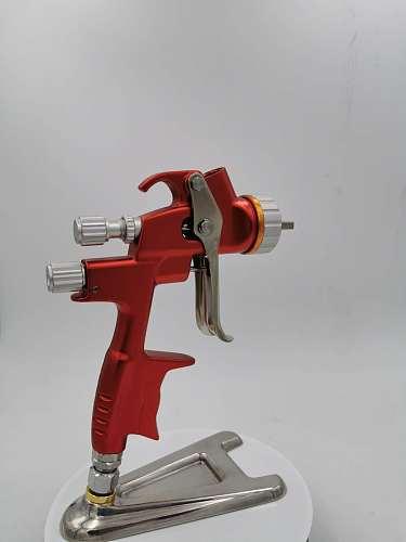Professional Air paint gun Sprayer LVLP Gravity feed 1.3/1.4 nozzle w/t tank Car  body Paint Tool Pistol Spray Gun