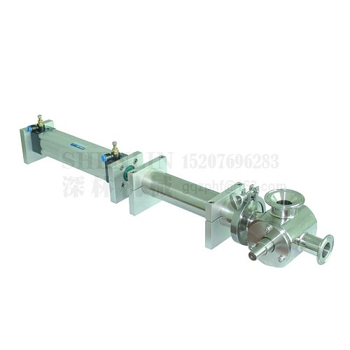 SHENLIN Rotary filling machine main parts piston filler cylinder pneumatic filling machine SS304 food safe 0.4-0.9MPA
