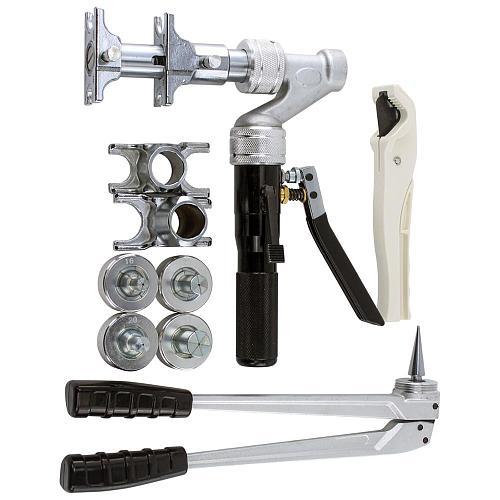 Hydraulic Pex Pipe Crimping Tools Pressing Tools Clamping Tools Plumbing Tools 16-32mm