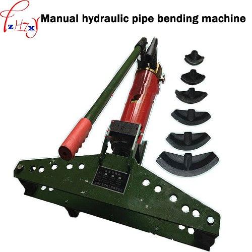 2 inch manual hydraulic pipe bending machine SWG-2 bending machine hydraulic pipe bending machine 1pc