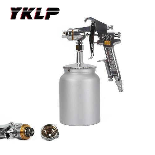 Air Paint Spray Gun Sprayer Suction Feed for Painting Car Nozzle 2.0/2.5/3.0mm
