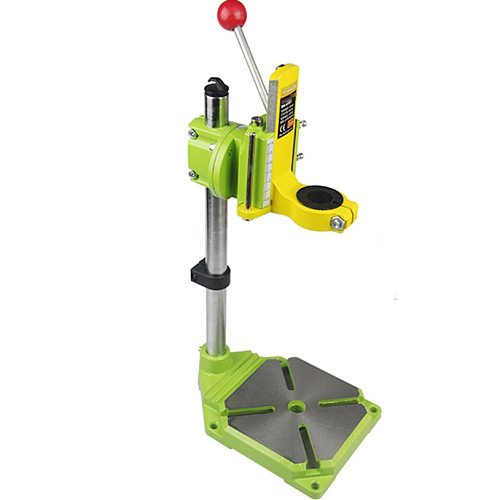 Precision Electric Drill Stand Power Rotary Tools Accessories Bench Drill Press Stand Base Woodworking Tools