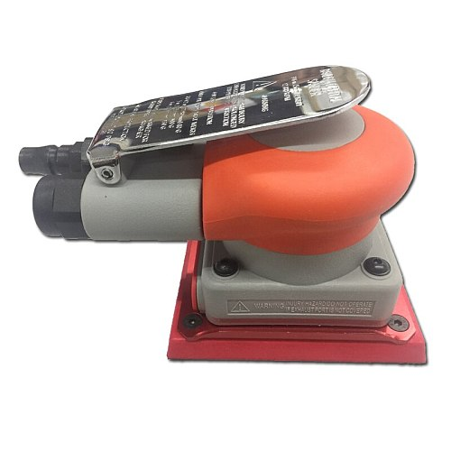 Pneumatic sander industrial grade square pneumatic sandpaper machine 2430 pneumatic polishing machine pneumatic tools