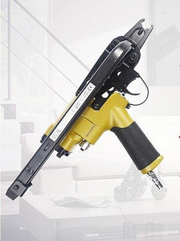 Alifix SC7E Pneumatic C-Ring Gun, Air Nail Gun , Hog Ring Plier , C-Ring Naier Original Authentic