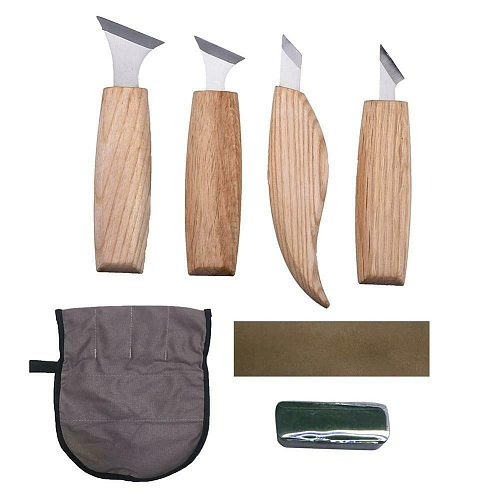 2019 Wood Carving Tools Set Wood Carving Chisels Knife For Basic Wood Cut DIY Tools And Detailed Woodworking Gouges Hand Tools