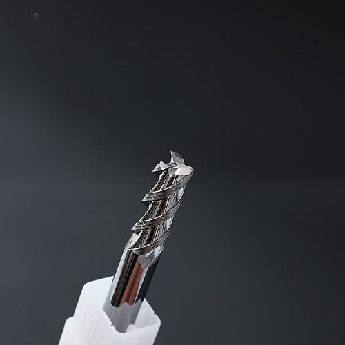 Carbide corner radius send mill 3Flutes HRC55 endmill For Aluminium Tungsten Steel end mill cnc Milling Cutter EndMills