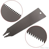 Hand Saw SK5 Japanese Saw 3-edge Teeth 65 HRC Wood Cutter For Tenon Wood Bamboo Plastic Cutting Woodworking Tools 1PC Ju22 20