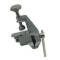 Durable 3.5  Aluminum Mini Jewelers Hobby Clamp On Table Bench Vise Vice Tool WF4458037