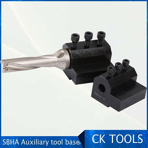 SBHA20-16 SBHA25 SBHA32 Tool holder auxiliary tool base for NC lathe holder seat