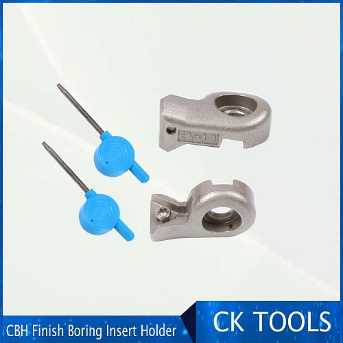 2pcs high Precisoin CBh6-2 +CBH6-3 Broing insert holders for CBH68-150 Boring Tool CNC Boring head insert tool holder