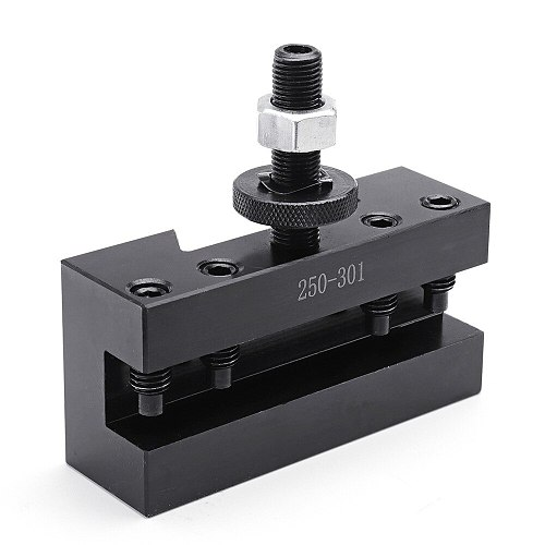 250-301 Quick Change Tool Post And Tool Holder Turning and Facing Holder CNC Lathe Tool New