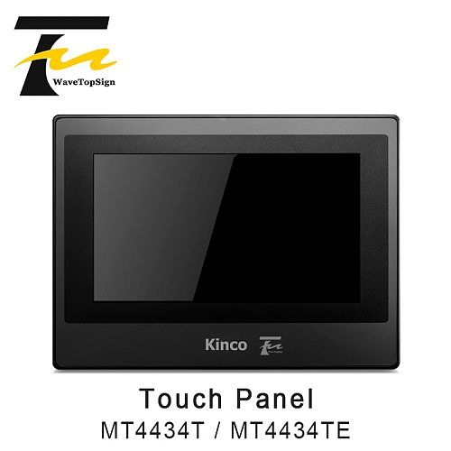 WaveTopSign Kinco MT4434T MT4434TE HMI Touch Screen 7 inch 800*480 Ethernet 1 USB Host new Human Machine Interface