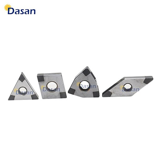 1Pcs Turning Inserts WNMG080404 WNMG080408 TNMG CNMG Insert CBN Edged Carbide Solid Corner CBN Insert CNC Lathe Turning Tool