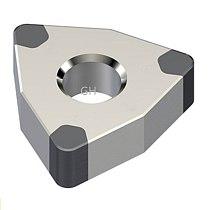 CBN CNC insert WNMG080408 WNGA 080404 Wnmg 080412 PCBN tip lathe cutter turning tools for cutting hardened steel cast iron roll