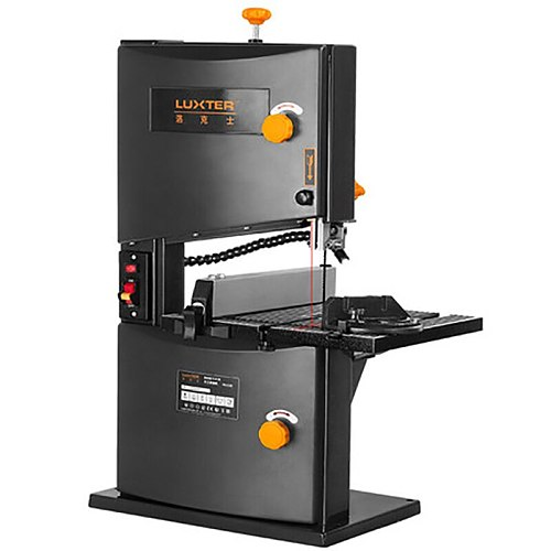 Woodworking Band Saw Machine Jigsaw Metal Cutting  Rosary Open Pull FIower Small Home Band-saw Multifunction Saw Cut Tools