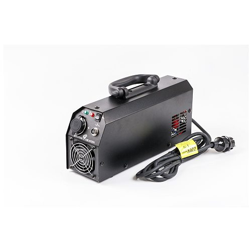 2kw 100kHz 220V Mobile Induction Magnetic Heater with EU Power Plug Used in Car Garage