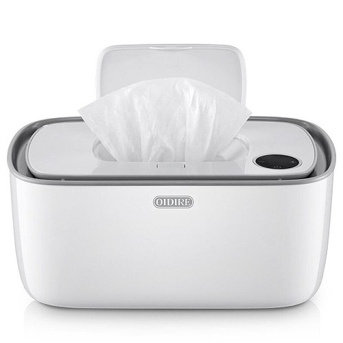 Portable Wet Tissue Heater baby constant temperature Small Household Wet Wipes Warmer Dispenser Storage heater Box