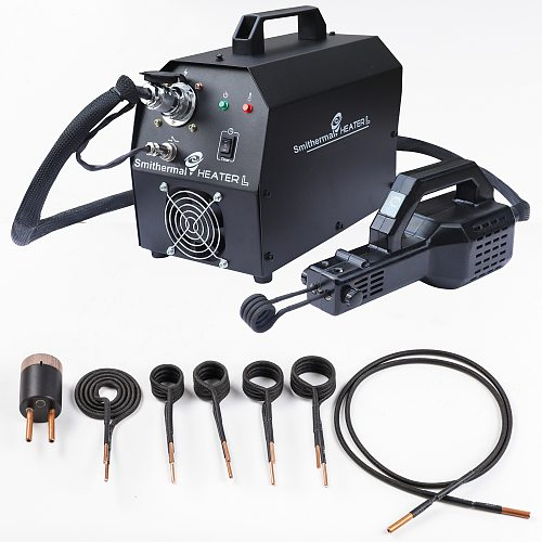 3KVA 100KHZ Car garage Portable induction heater for bolt heat and remover