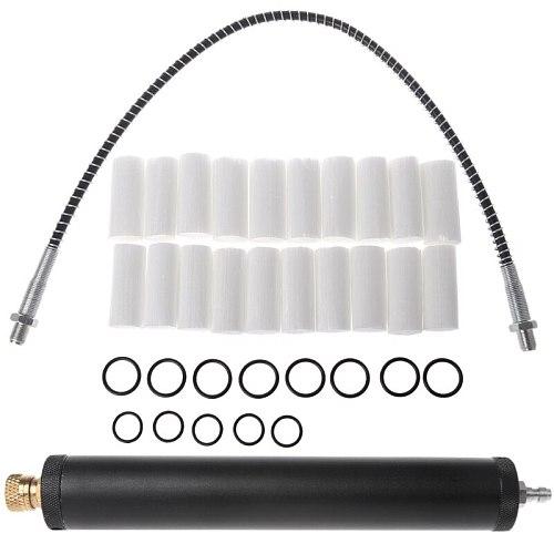 1 Set PCP Air Filter Compressor Oil-Water Separator High Pressure 40Mpa 300bar Pump Filter Separator New