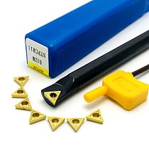 S10K-STFCR11 S12M-STFCR11 S16Q-STFCR11 Internal turning tool holder CNC boring bar tool holder for TCMT110204 cutting tools
