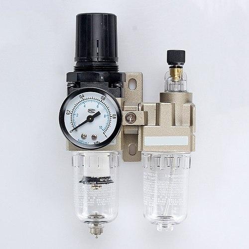 AC2010-020 FRL air source treatment compressed air filter pressure regulator lubricator