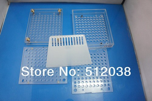 100 cavity manual capsule filling machine, capsule filler Without tamping tool,can customize for 000# 00# 0# 1# 2# 3# 4# 5# size