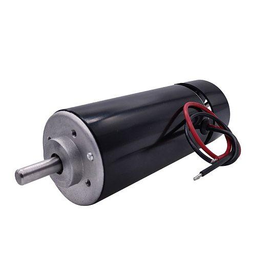 400W Air cooled spindle motor 0.4KW dc motor CNC engraving machine DC12V-48V