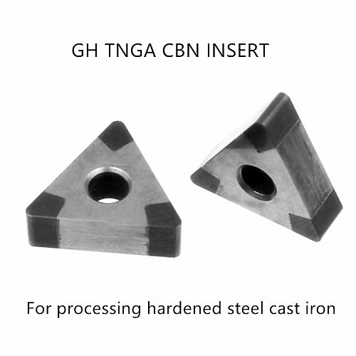 CBN insert TNMG TNGA160404 Tnmg 160408 Cnmg120404 metal turning tools lathe cutter For processing hardened steel cast iron