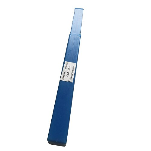 8mm C Push-Type Keyway Broach HSS Metric Size CNC Machine Tool