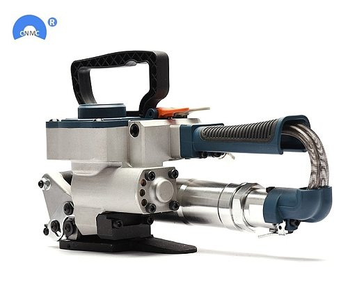 Upgraded Handheld Pneumatic Strapping Machine B19 PP PET Plastic Strapping Tool