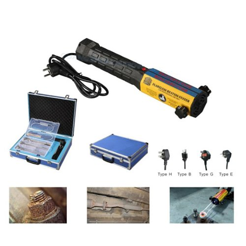 Handheld Induction Heater Bolt Heat Disassembler Release Rusty Screw Tool Nut Quick Separator Heating Bolt Remover Repair Tool