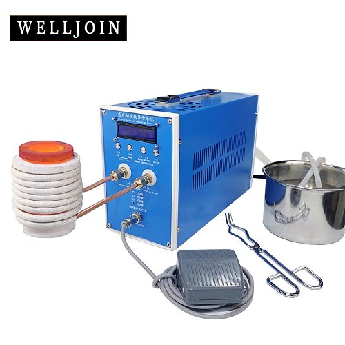 6000W ZVS Induction Heater Induction Heating Machine Metal Smelting Furnace High Frequency Welding Metal Quenching Equipment