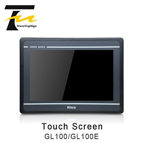 Kinco Touch Screen GL100 GL100E Upgraded Version Man-Machine Interface 10.1 Inch Input Serial Port Screen Replacement MT4532T/E