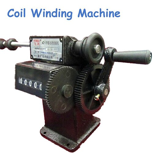 Manual Coil Winding Machine High Quality Coil Winder Hand Dual-Purpose Coil Winding Tools