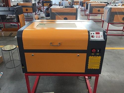 VOIERN 50W-M2 WR4060 co2 laser engraving machine 220v / 110v laser cutter machine diy CNC engraving cutting machine