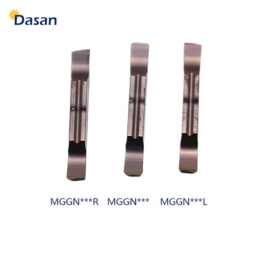 MGGN150 MGGN200 MGGN250 MGGN300 MGGN400 MGGN500 R L JM Carbide Inserts Slot Grooving Blade CNC Lathe Cutter Tool for Metal