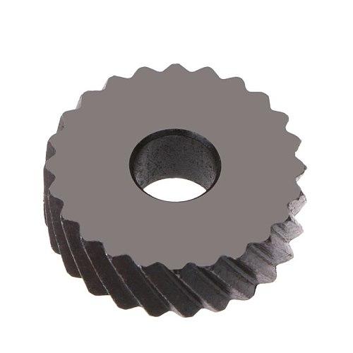 2pcs 1.8mm Diagonal Linear Knurl Wheels Knurling Knurler Tool 1.0/1.2/1.8/3.0mm Pitch